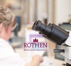 <span>Labor Rothen</span><i>→</i>